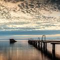 Beach Sunrise I by Stefan Nielsen
