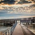 Beach Sunrise IIi by Stefan Nielsen