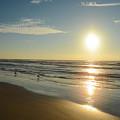 Beach Sunrise by Steven Riker