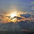 Beach Sunset by Scott Welton