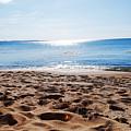 Beach by Susette Lacsina
