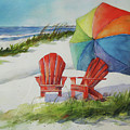 Beach Time by Marsha Young