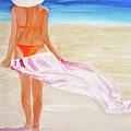 Beach Towel by Michael Lee