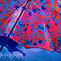 Beach Umbrella by Lucrecia Cuervo