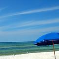 Beach Umbrella by Susanne Van Hulst