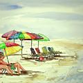 Beach View by Shirley Sykes Bracken