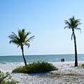 Beach Walk by Florene Welebny
