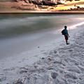 Beach Walk by James Hennis