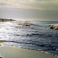 Beach Walk by Vicki Jauron