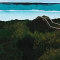 Beach Walkover by Racquel Morgan
