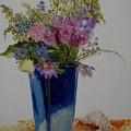 Beach Wildflowers            Copyrighted by Kathleen Hoekstra