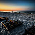 Beach With A View by Michael Thomas