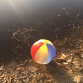Beachball by Robin Maria Pedrero