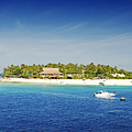 Beachcomber Island by Himani - Printscapes