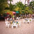 Beachfront Cafe by James Johnstone