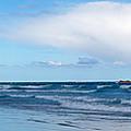 Beachfront Panorama by Nicholas Blackwell