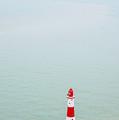 Beachy Head Lighthouse by Marcin Rogozinski