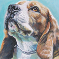 Beagle by Lee Ann Shepard