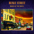 Beale Street - Home Of The Blues by Barry Jones
