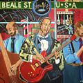 Beale Street by John Keaton