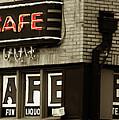 Beale Street, Memphis by John Nelson