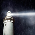 Beaming Lighthouse by Jorgo Photography - Wall Art Gallery