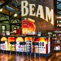 Beam's Bourbon Bar by Mel Steinhauer