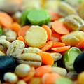 Bean Pile by Angelle Holmes