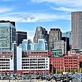 Bean Town Pano by Frozen in Time Fine Art Photography
