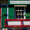Beans, Leaves, Etc. by MingTa Li