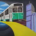 Beantown Transit by Michael Holmes