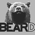 Bear And Beard by Fred WAM