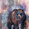 Bear In Color by Susan A Becker