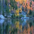 Bear Lake Colorado Poster by Dan Sproul
