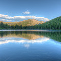 Bear Lake In Rocky Mountain National Park 2x1 by Twenty Two West Photography