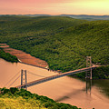 Bear Mountain Bridge by Mihai Andritoiu