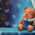 Bear by Olha Darchuk