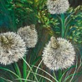 Bear Paw Grass by Angie Sellars
