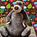 Bear Playtime by Ericamaxine Price