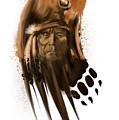 Bear Spirit  by Sassan Filsoof