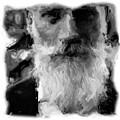 Bearded Man by Gary Wilson