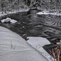 Bearskin Creek Riffles by Dale Kauzlaric