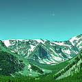 Beartooth Mountains by Sheri Bartoszek