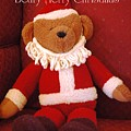 Beary Merry Christmas  by Linda Covino