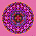 Beatitude No. 4 Mandala by Joy McKenzie
