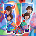 Beatle Boots by Mary Johnson
