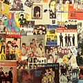 Beatles Collage 1 by Doug Siegel