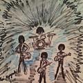 Beatles by Geraldine Myszenski