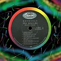 Beatles Revolver Rainbow Lp Label by Doug Siegel