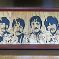 Beatles Sgt Pepper by Kris Martinson